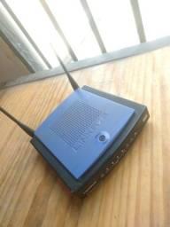Roteador Cisco Linksys
