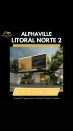 Oportunidade Única Alphaville Litoral Norte 2