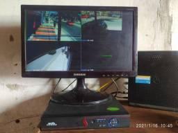 DVR POWER XL HD 4 CANAIS EM HD