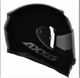 Capacete axxis eagle black