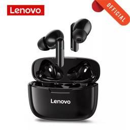 Lenovo Xt90 Tws Fones De Ouvido Bluetooth 5.0 True Wireless a prova de água!