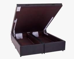 Título do anúncio: Promoção de Box Bau Queen Size - Apenas R$1.199,00