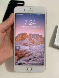 Iphone 7 plus 128 giga rose
