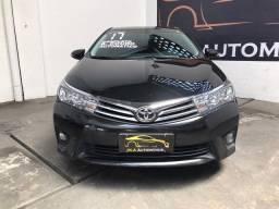 Toyota Corolla Xei 2.0 XEI Flex 4P Automático 2017 ( + pequena entrada)