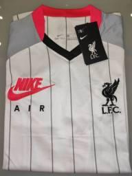 Camisa Liverpool - Tam. M