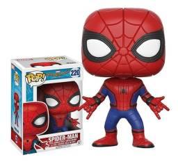 Funko Pop Marvel Homem Aranha para colecionadores