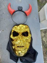 Vendo máscara