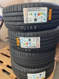 Jogo Pneu aro 17  215/50-17 Pirelli