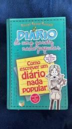 Diário de uma garota nada popular - Como escrever um diário nada popular