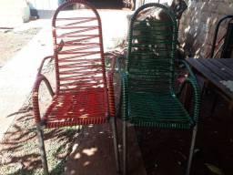 Vendo duas Cadeiras de fio duplo