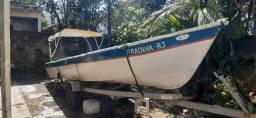 Barco tipo taxi boat 7,5 mt vendo