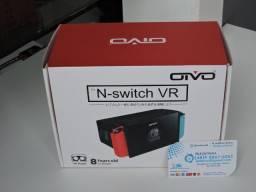 Realidade Virtual para nintendo switch 3D (Entrega Grátis)