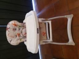 Cadeira Cadeirinha alimentação bebê neném nenê peg-perego merenda