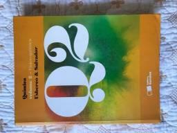 Livro 2 usado Química ensino médio Usberco & Salvador