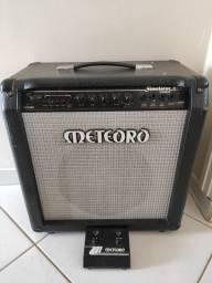 Amplificador de Guitarra Meteoro o famoso Simulator Chorus