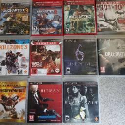 Liquidando jogos PS3