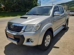 Hilux SRV 15 Diesel TOP