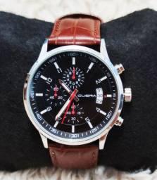 Relógio masculino original Cuena todo funcional