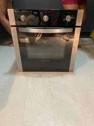 Fogão cooktop e Forno
