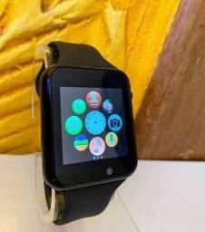 Relógio Inteligente A1 faça ligação sem precisar  tocar no seu celular!