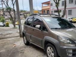 Fiat Idea Adventure Dualogic 1.8 13/14 flex + GNV 5ª geração - Único Dono