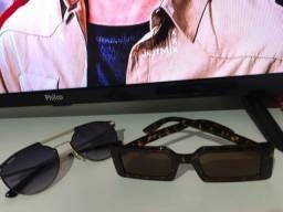 Vendo óculos de sol , da vizzani , de ótica .