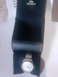 Relógio oriente original + a caixa
