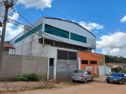 Parte superior Barracão Almirante Tamandare
