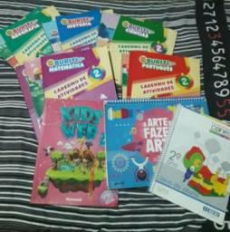Vendo livros Sesi 2 ano fundamental