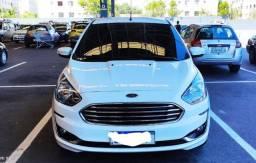 Ford ka+ sedan 2019/2019 titanium Automático não automatizado, G.N.V. IPVA pago