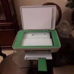Troco impressora hp2376 nova com NF por notebook