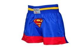 short muay thai | kickboxing do Super Man