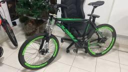 Bicicleta alfameq shimano