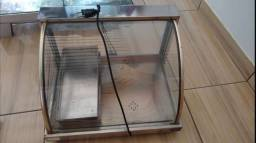 Estufa para manter alimentos aquecidos - Inox