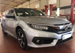 Civic Turbo 2019 na Garantia.
