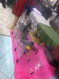 Balcão de vidro, $200