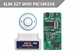 Scanner ELM327 automotivo Obd2 Wifi V1.5 (PIC 18f25k80)- Android / iPhone