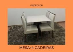 Mesa +4 cadeiras