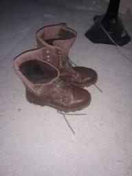 Boot pqd paraquedista