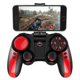Controle Gamepad Celular Bluetooth Ipega Pg9089 Pc Android
