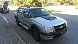 Chevrolet S10 2.8 Rodeio 4x4 Cd Turbo Diesel Electronic Intercoler 2011 Completa