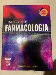 LIVRO FARMACOLOGIA RANG E DALE 6ª EDIÇÃO