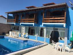 Casa com piscinão em São pedro
