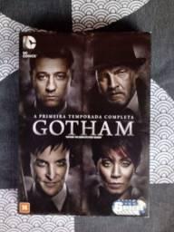 Gotham Temporada 1 - Faço ML.