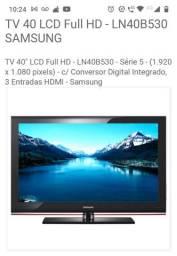 Tv Samsung 40' LCD Full HD