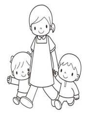 Babá ou cuidadora