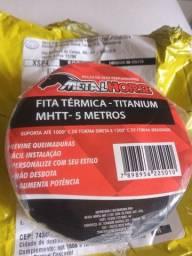 Título do anúncio: Vendo fita térmica TITANIUM 5 MTS zerada