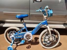 Bicicleta infantil aro 18 ( Puppy Love )