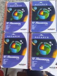 Livro - Alcance 6° Ano Ensino fundamental - Netbil educacional