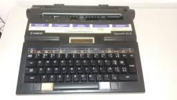 maquina de escrever digital